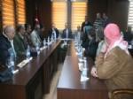ÖZERK ÖZCAN - Suriyeli Muhtarlar Mazbatasını Aldı
