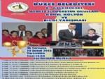 NECMI HOŞVER - Düzce Belediyesi Bilgi Yarışması Başlıyor