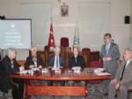 SÜLEYMAN YıLMAZ - 'tarihten Günümüze Yenişehir Sempozyumu' Hazırlıkları Sürüyor