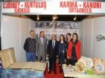 BEŞKÖY - Başkan Gümrükçüoğlu İstanbul'daki Stantları Ziyaret Etti