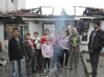 REFİK ŞEVKET İNCE - Evleri Yanan 14 Kişilik Aile Sokakta Kaldı