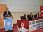 AHMET İNAL - Ak Parti Şubat Ayı Danışma Meclisi Gerçekleşti