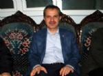 KESMETEPE - Erdoğan, Besni Anadolu Sakatlar Derneğini Ziyaret Etti