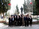 KAZıM YıLDıZ - Sarıgöl'de Vergi Haftası Kutlamaları Başladı