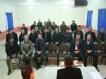 AHMET ODABAŞ - Kaymakam Odabaş Kursiyerlere Sertifika Verdi