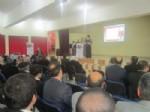 Başköy, Gönül Elçileri Projesini Uğurludağ'da Tanıttı