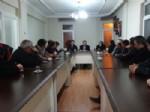 CENGİZ YAVİLİOĞLU - Ak Parti Erzurum Milletvekili Yavilioğlu, Aziziye İlçe Teşkilatını Ziyaret Etti