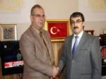Bozok Üniversitesi Fen-edebiyat Fakültesi Dekanlığı'na Prof. Dr. Recep Şahingöz Atandı