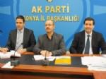 AK Parti Tanıtım ve Medya Birim Başkanları Toplantısı Yapıldı