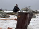 Bolu'da Hortum Yayla Evlerini Yuttu