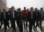 ÖZERK ÖZCAN - Bm Genel Sekreter Yardımcısı Amos, Konteyner Kenti Ziyaret Etti