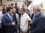 KADIR OKATAN - Vali Güzeloğlu'ndan Muhtar Zehra Yılmaz'a Ziyaret