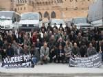 BIYOLOJIK SILAHLAR - Mardin'de, 'halepçe Katliamı' Kınandı