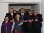 TANER URAN - Şehitler Derneği'ne Yeni Bina