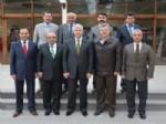 Türk Polis Teşkilatını Güçlendirme Vakfı Uşak Şubesi İlk Yönetim Kurulu Toplantısını Yaptı