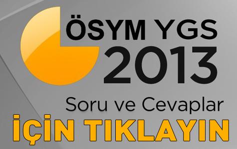 Osym Ygs Sonuclari