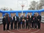 BESTAMI ALKAN - Spor Tırı Gaziantep'te