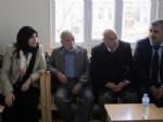 Ak Parti Milletvekili Mine Lök Beyaz Taziye Ziyaretlerinde