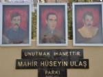 """HÜSEYIN CEVAHIR - """"Mahir Hüseyin Ulaş"""" Parkı Törenle Açıldı"""