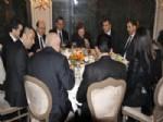 SÜLEYMAN YıLMAZ - Ak Parti Çankaya İlçe Teşkilatı İş Adamlarıyla Bir Araya Geldi