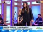 Irmak Atuk'a canlı yayında çığlığı bastırdı