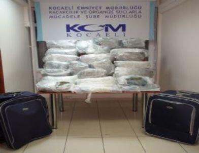 Narkotik Polisinden Seri Operasyonlar