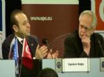 AVRUPA POLITIKA MERKEZI - Egemen Bağış, Çözüm Sürecinde Avrupa'dan Yardım İstedi