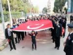 SÜLEYMAN YıLMAZ - Yenişehir'de Polis-halk Yürüyüşü