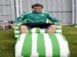 DENIZ KABUĞU - Batalla, Yeşil-Beyaz Koltuğuna Oturdu
