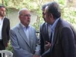 AHMET İNAL - Ak Parti'li Heyet Cizre'de Esnafı Ziyaret Etti