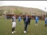 Mazıdağı'nda Futbol Turnuvası