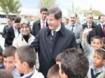 Dışişleri Bakanı Davutoğlu'nun Konya Ziyareti