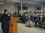 CAFER SARıLı - Gölmarmara'da Kutlu Doğum Konferansı Verildi
