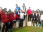 ÇIKRIKÇILAR - Okul Sporları Puanlı Atletizm Manisa İl Birinciliği Müsabakaları Renkli Geçti