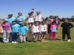 TAYTAN - Taytan Ortaokulu, Atletizmde 4 Kupa Kazandı
