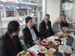 SERPIL YıLDıZ - Müsteşar Özarslan Sinop Basınıyla Buluştu