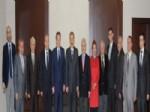 EDIBE SÖZEN - Bosna-Hersek Eski Cumhurbaşkanından Gso'ya Ziyaret