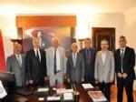 KEMAL ÖZER - Tezel'den Posbıyık'a Ziyaret