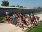 """ÇIKRIKÇILAR - """"Atletizmi Geliştirme Projesi 1. Kademe Grup"""" Yarışmaları Balıkesir'de Yapıldı"""