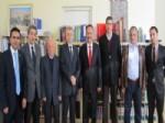 ROTTERDAM İSLAM ÜNIVERSITESI - İğdır Üniversitesi Yönetimi Avrupa'da