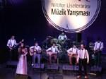 TEOMAN KUMBARACIBAŞI - Liseli Müzisyenler Yarıştı