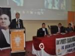 AHMET İNAL - Ak Parti Danışma Meclisi Gerçekleşti