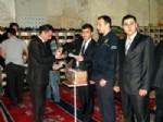 VEYSEL ÇIFTÇI - Divriği'de Şehit Polisler İçin Mevlit Okutuldu