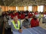 SADıK DANıŞMAN - 2'inci Tıbbi Yardım Konvoyu Suriye'ye Geçti