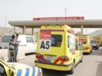 SADıK DANıŞMAN - Tıbbi Yardım Konvoyu, Cilvegözü Sınır Kapısı'ndan Suriye'ye Gönderildi