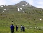 KAR MOTOSİKLETİ - Yıldız Dağı'nda Çalışmalar Tüm Hızıyla Devam Ediyor