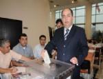 ARSAN TEKSTIL - Kmtso'da Seçim Heyecanı