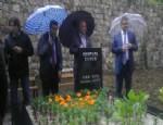 Mustafa Cumur Ölümünün 1. Yılında Mezarı Başında Anıldı
