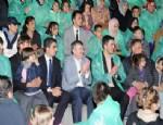 İP CAMBAZI - Konya'da Üç Ayların Gelişi Fener Alayı İle Kutlandı