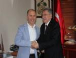 """RECEP ÇEBİ - Muharrem Usta, 'Büyük Trabzonspor'u İnşa Etmek İçin Yola Çıktık"""""""